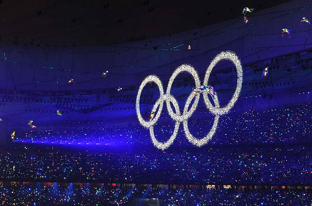attend the Olympics.