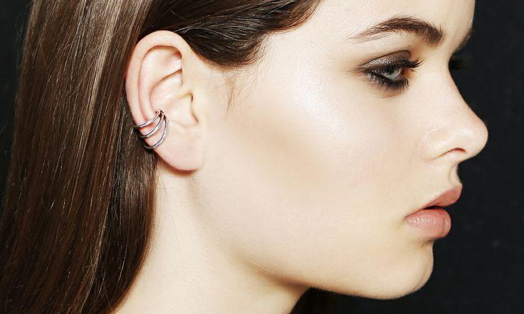 NINNA YORK Jewellery — Mini Spine Earcuffs