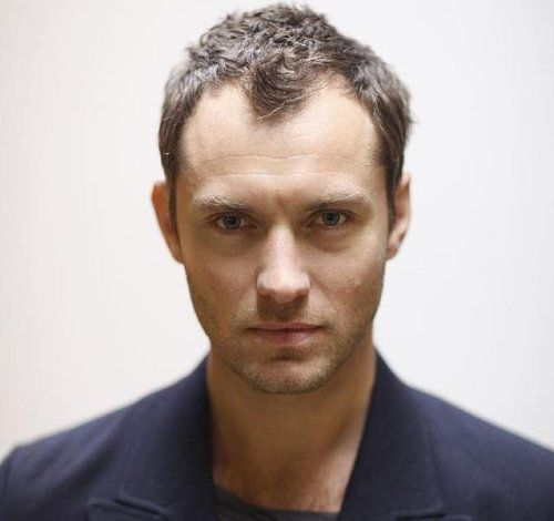Sgian Maclaren Burlwood (The Bear's Wife fantasy casting, Jude Law)