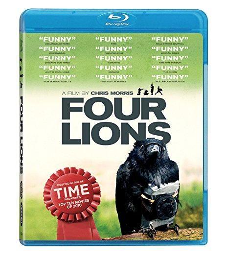 Benedict Cumberbatch & William Adamsdale & Chris Morris-Four Lions