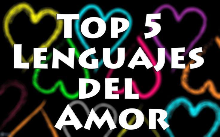 #EnViVo Top 5 Lenguajes del Amor | Tutoriales de Amor y Vida