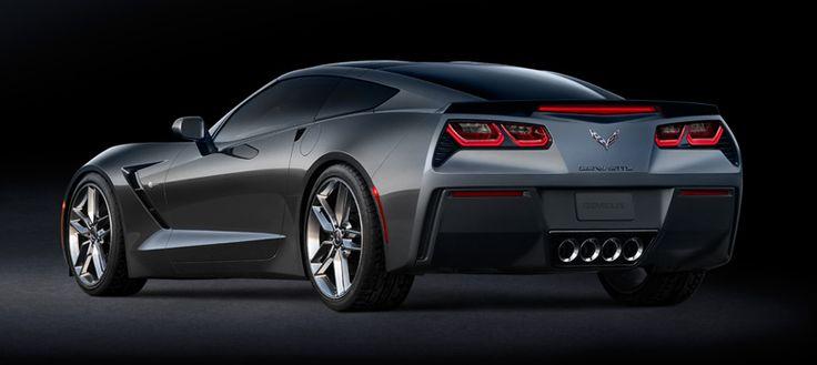 2014 Corvette Reveal