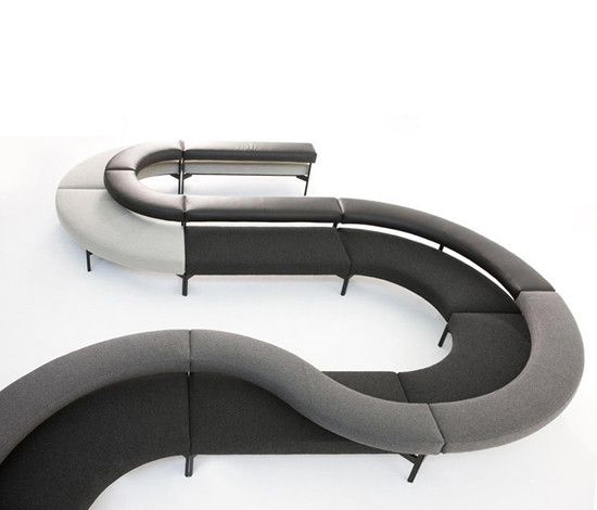 Wartebänke | Wartemöbel-Loungemöbel | Free flow | Moroso. Check it out on Architonic
