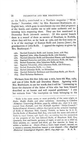 Jane Poythress Rolfe - View media - Ancestry.com