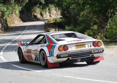 motoriginal: Martini Racing Ferrari 308 GTB