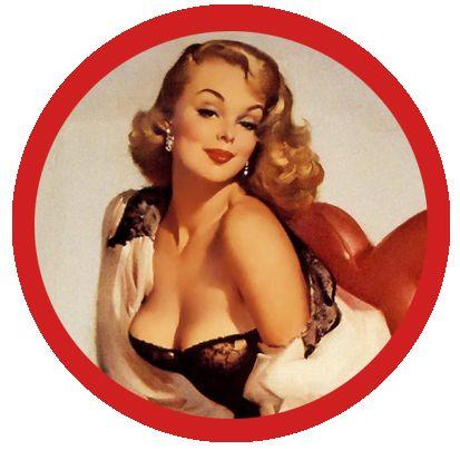 Olá, Amores! Hoje trouxe para vocês um modelo de convite Pin-Up  para ser utilizado no Chá de Lingerie .Pin-up é uma modelo com muit...