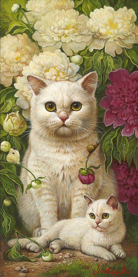 malá mačička pix