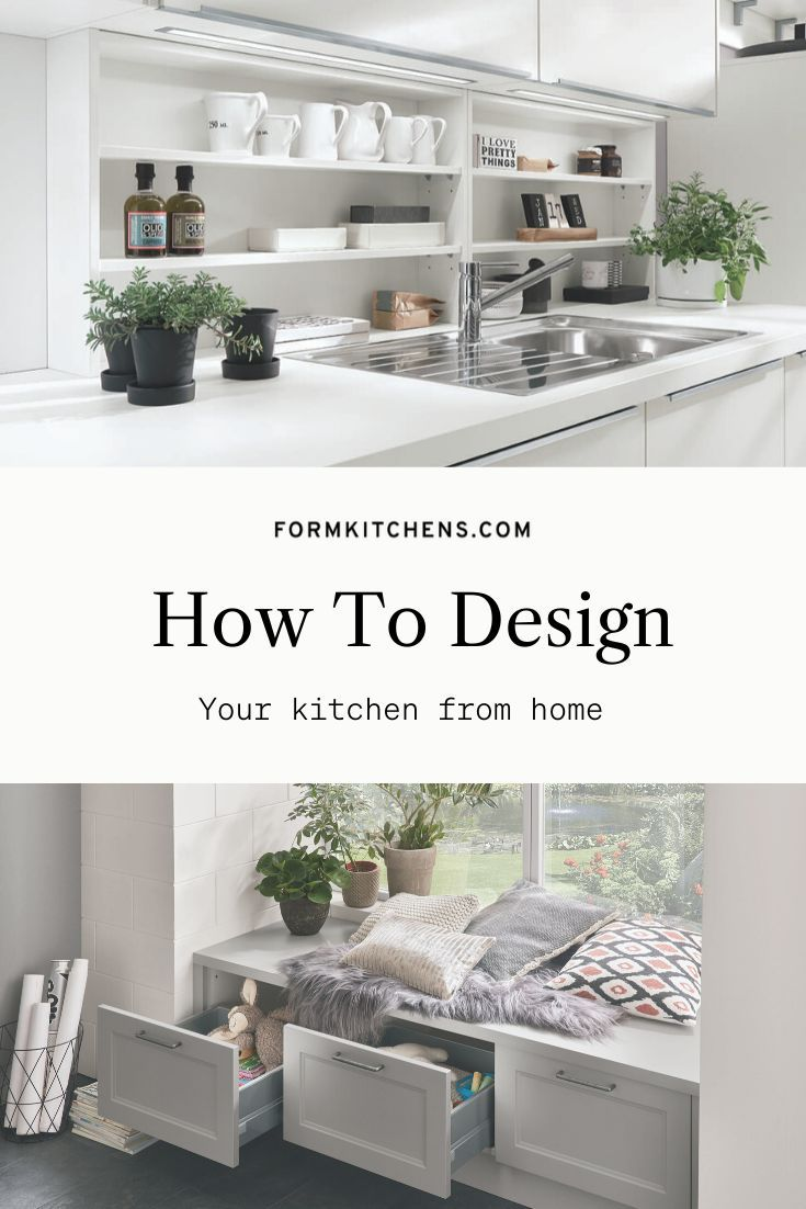 How To Design Your Kitchen From Home in 9  Design your kitchen