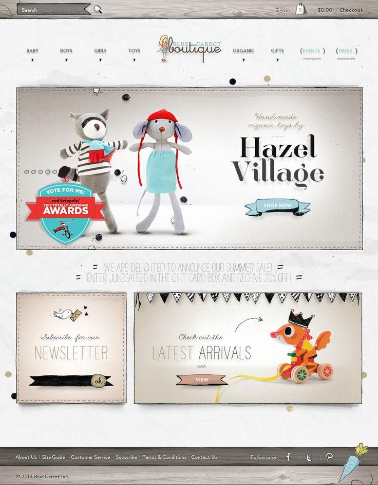 #store #e-commerce #web #design #inspiration