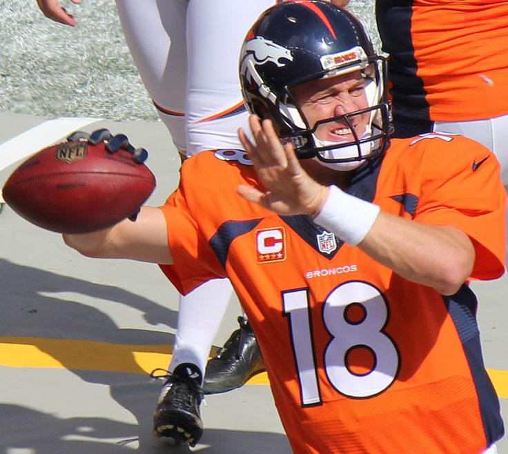 The Quiet Faith of Peyton Manning