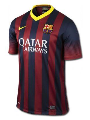 Super oferta! Camiseta oficial #Nike del F.C. Barcelona ahora por solo 49,95€, solo hasta fin de existencias.