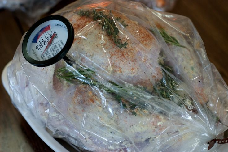 Thanksgiving turkey in a bag Easiest and tastiest