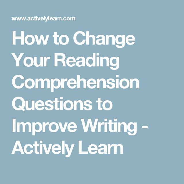 the quest to improve my writing Keep your readers reading: 4 easy ways to improve sentence structure constructing a variety of sentences to keep your reader interested is a challenge every writer faces if you are like most writers, your personal style includes some overused sentence structure.