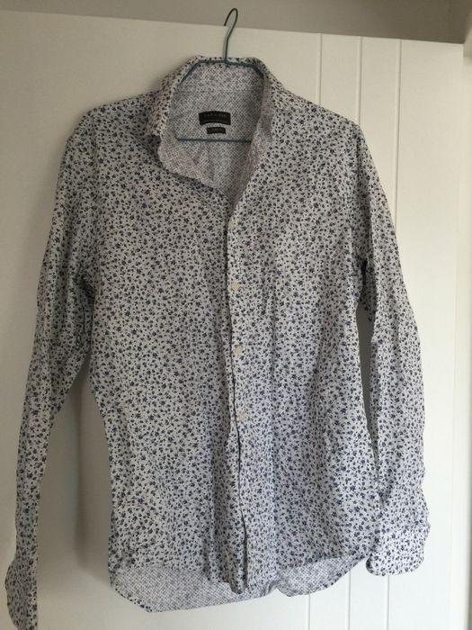 Superbe chemise Zara, libertie taille S, slimfit. Neuve