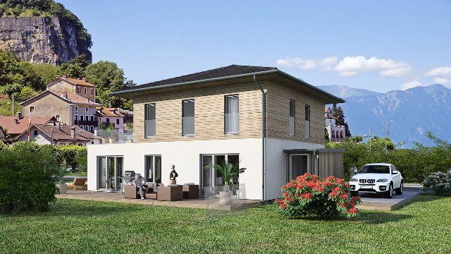Bydlení ,, jako na zámku '' :) Rodinný dům #Goopan P157 je velmi oblíben zákazníky, kteří hledají velký prostor, krásu a luxus, při zachování minimálních nákladů na provoz celého domu. Dispozice domu je 8+kk a nabízí 157m2 podlahové plochy. Tento dům můžete vlastnit již od 9800 Kč měsíčně :) Více informací na www.goopan.cz