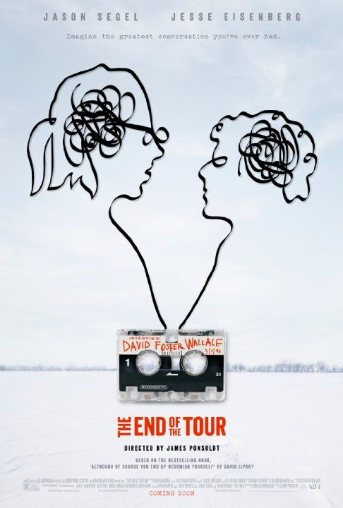 "Cinephile No. 531 ""The End of the Tour"""