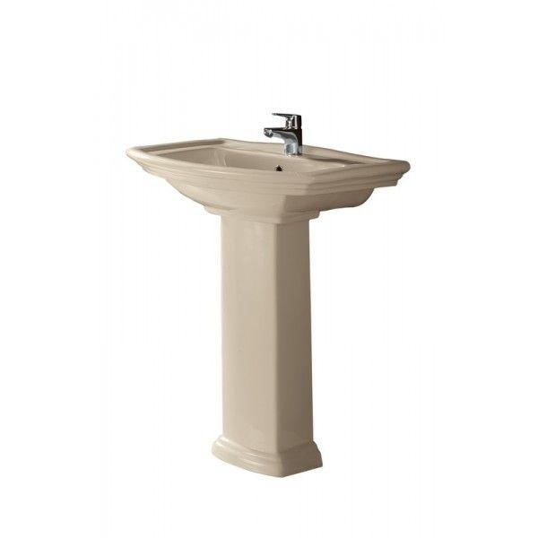 Washington #Pedestal #Basin Ivory