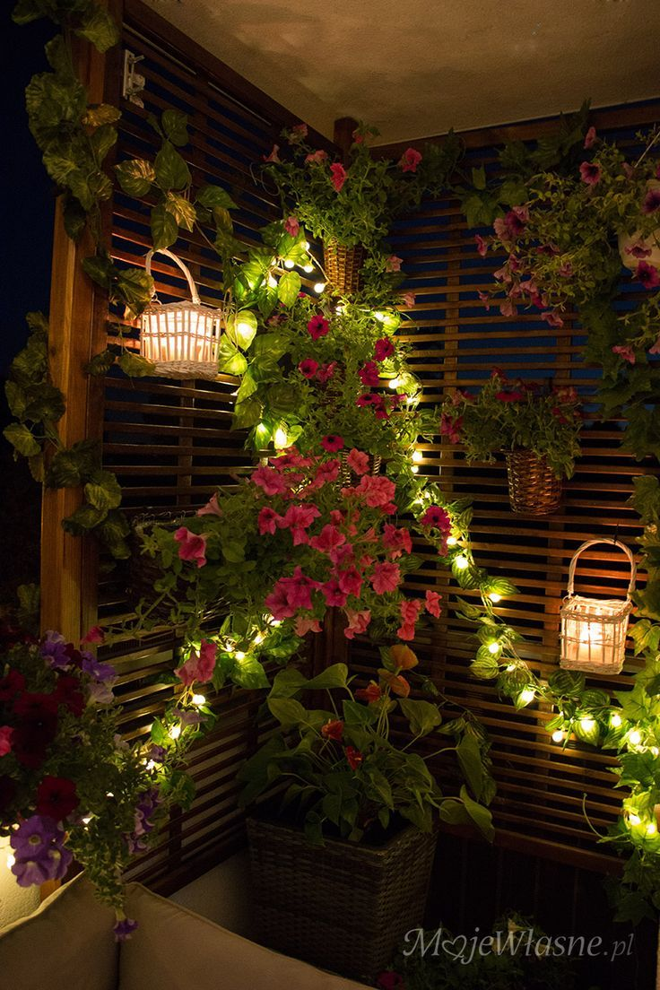 Balkon Sommerarrangement 2016 – Mein Eigenes – Marcela Locci