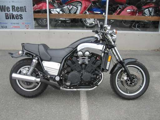 Check out this 1985 Yamaha VMAX listing in Foxboro, MA 02035 on Cycletrader.com. It is a Cruiser Motorcycle and is for sale at $3995.