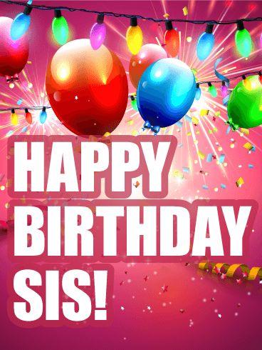 Best 25 Birthday cards for sister ideas on Pinterest Sister