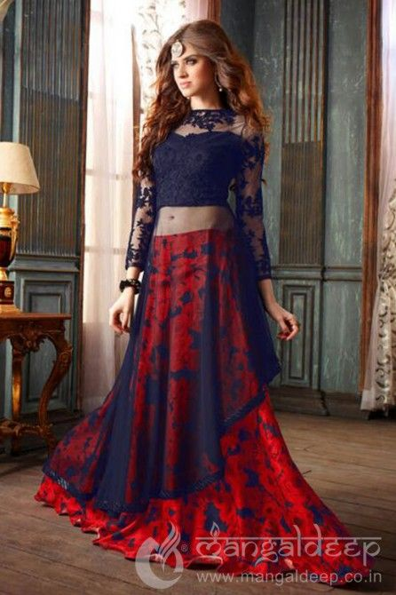 http://www.mangaldeep.co.in/lehengas/indo-western-lehengas/alluring-net-silk-having-a-classy-look-in-un-stitched-designer-partywear-indowestern-style-style-salwar-suit-7755  For more details contact us : +919377222211 (whatsapp available)