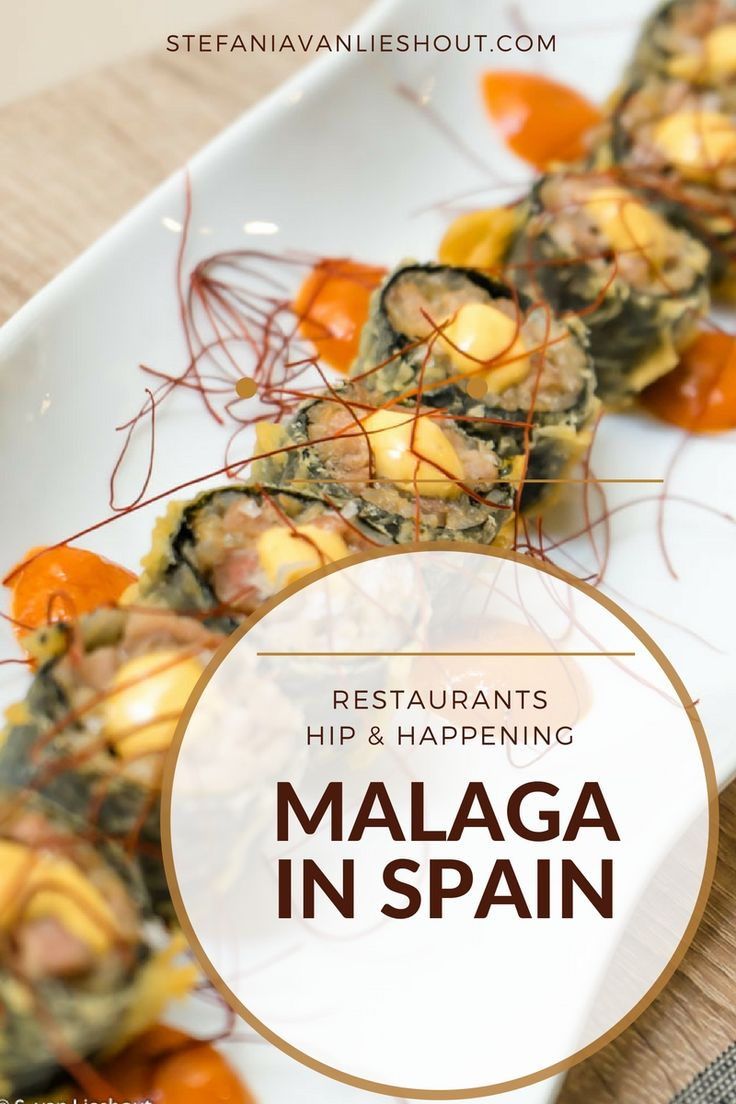 The hippest new restaurant in Malaga, Spain