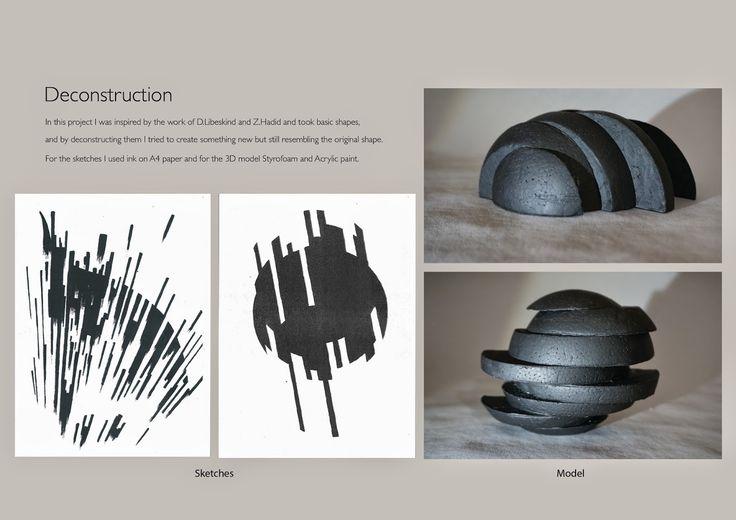 deconstructivism shapes - Google Search