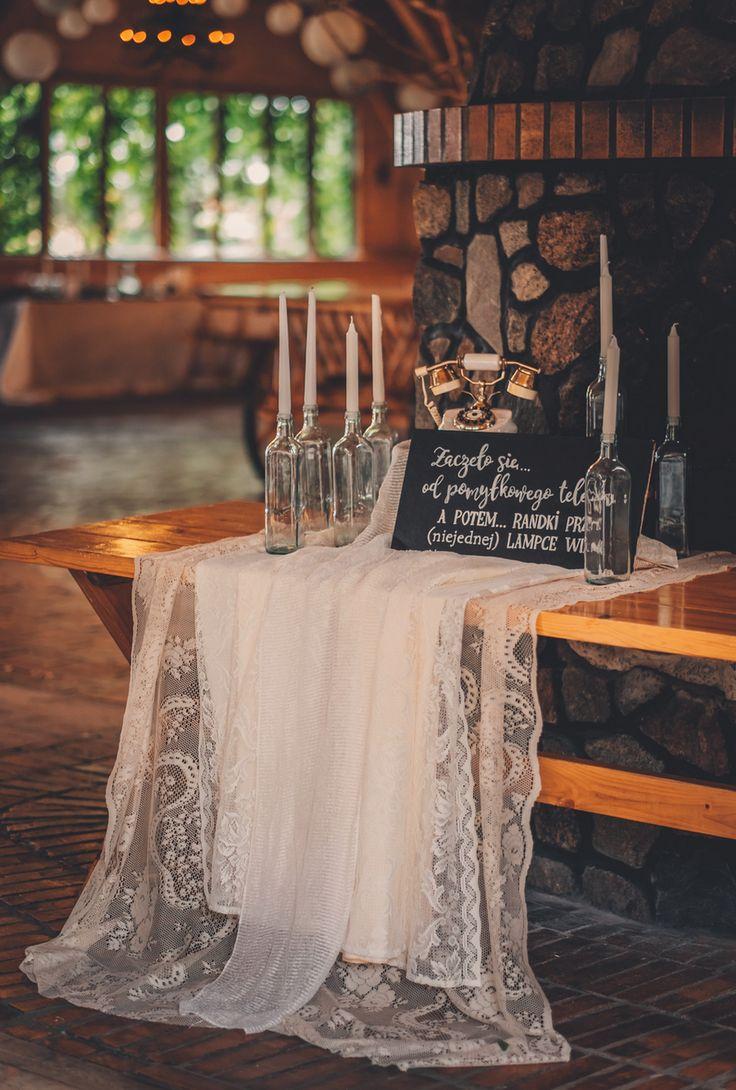 Suknie Ślubne Wedding Room Gdynia: WEDDING ROOM DEKORACJE VINTAGE