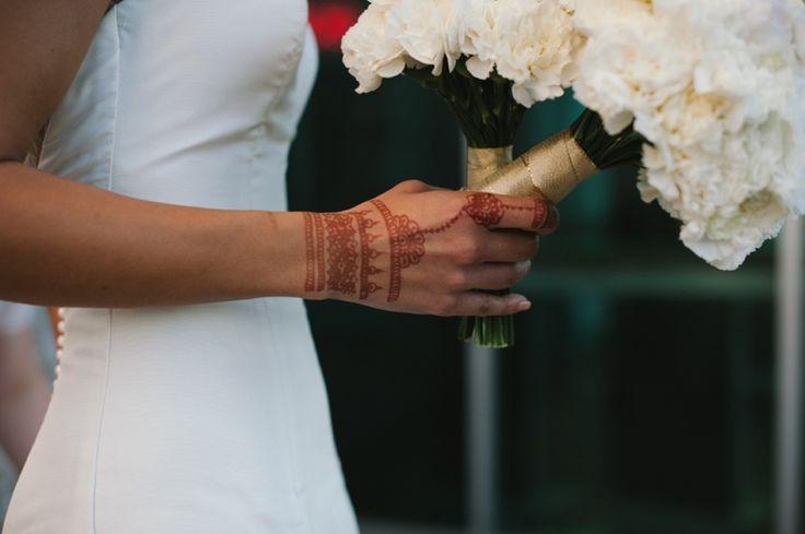 Samara Hook Photography   #bride #Henna #flowers #photographer