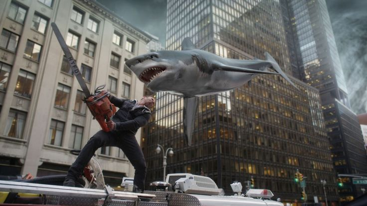 Exclusive clip: How 'Sharknado 2' took over the set of 'Live with Kelly & Michael' : T-Lounge : Tech Times