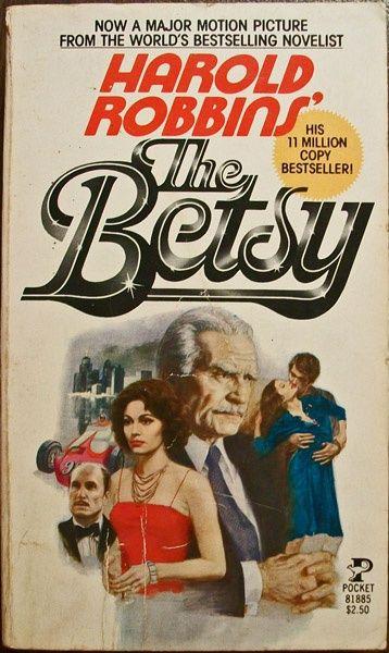 THE BETSY by Harold Robbins