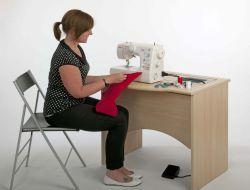 O seu espaço e a máquina de costura ideal para si