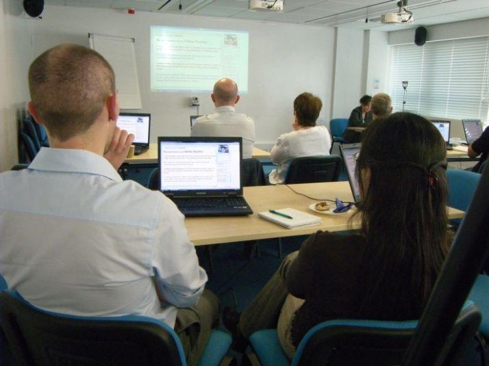 Support Dr. Nellie Deutsch creating Online Conferences, Webinars, Courses