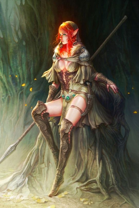 Must-see Fantasy Art by Young-june Choi