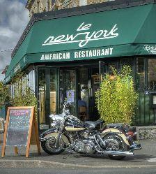 Restaurant Le New-York, Le chesnay, restaurant américain