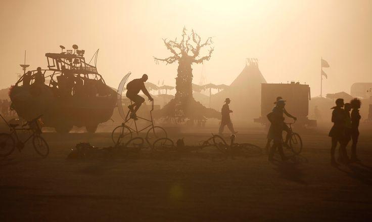 Burning Man 2012 - In Focus - The Atlantic