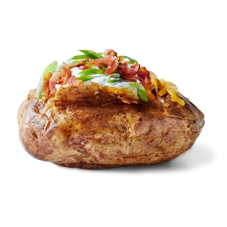 Baked Potatoes by Sam Sifton