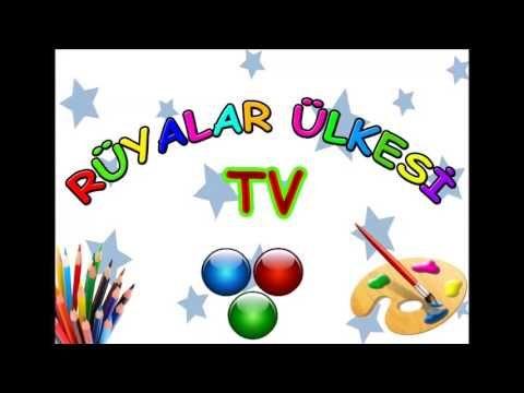 Rüyalar Ülkesi TV - Boyama Kitapları - YouTube