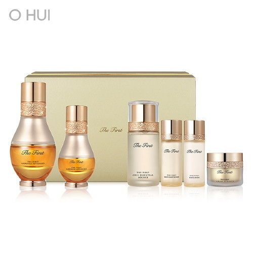 OHUI The First Ampoule Advanced Special Set - 2 oz  stem cell total anti-aging  #OHUI#FirstAmpoule