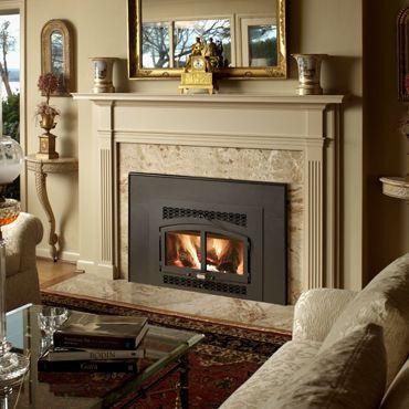 Fireplace Inserts   Wood Fireplace Inserts   Fireplaces - San Francisco Bay Area