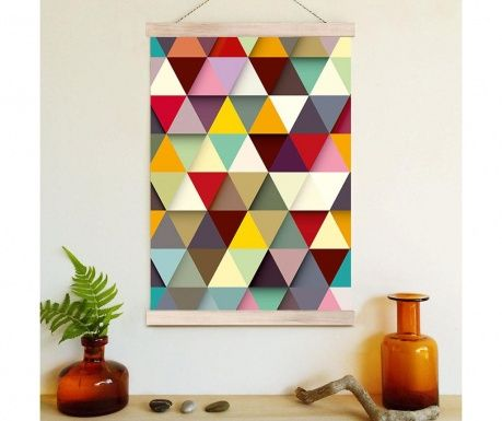 Triangles by Wall Boutique