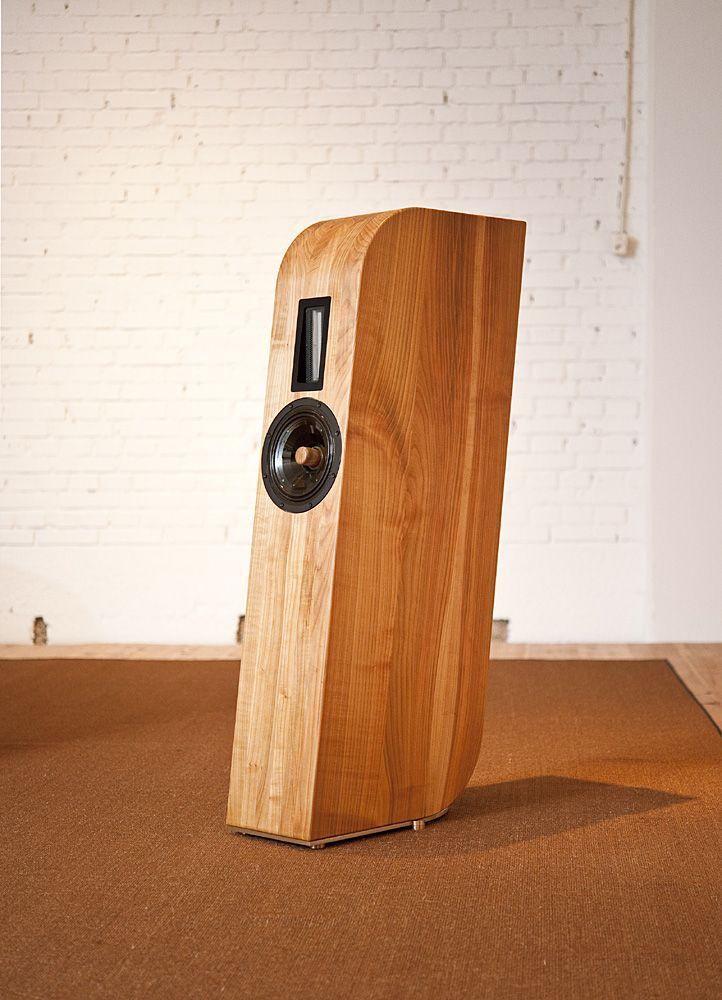 High end audiophile Boenicke Audio, Switzerland speakers