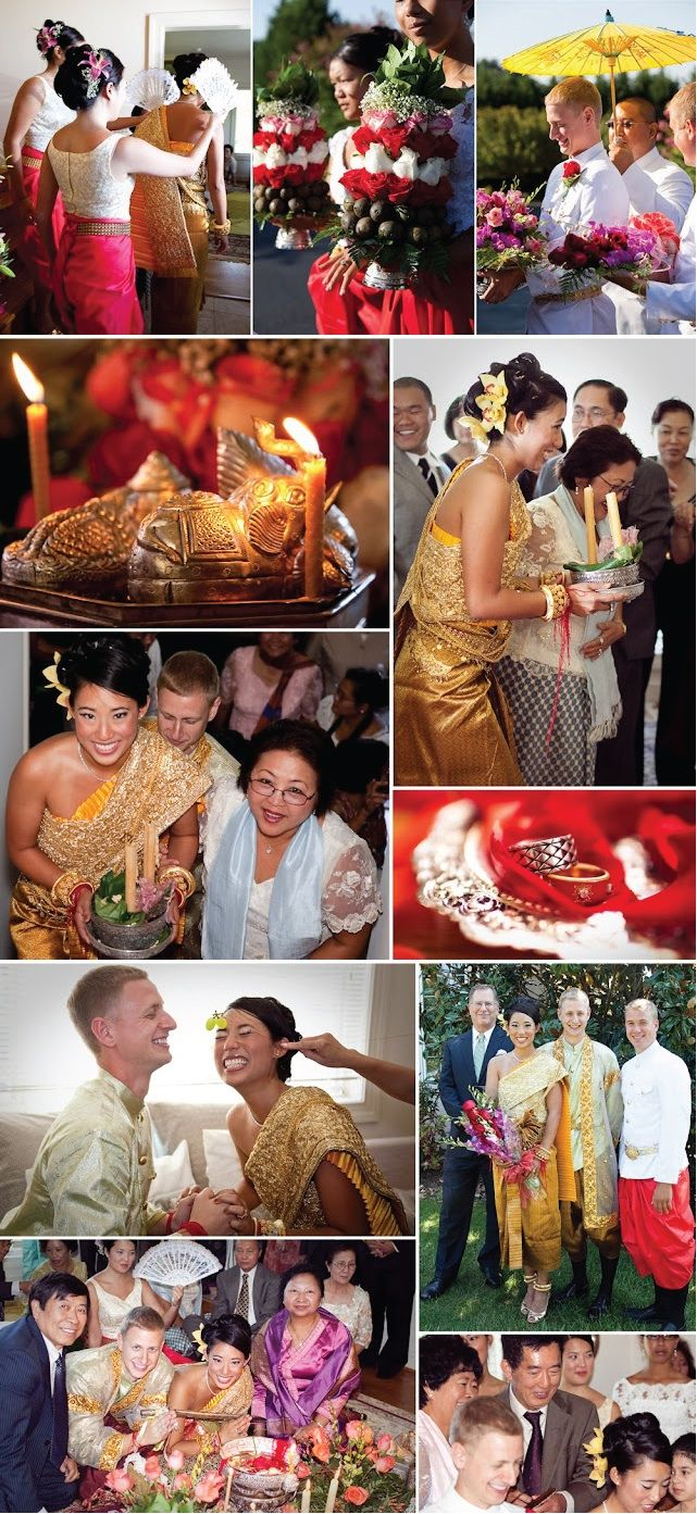 124 Best Images About CambodiaKhmer Wedding On Pinterest