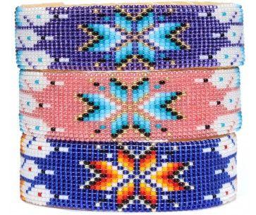 Les trouvailles d'Elsa - Bracelet Perles de Rocailles