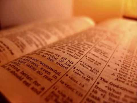 The Holy Bible - Colossians Chapter 1 (King James Version)
