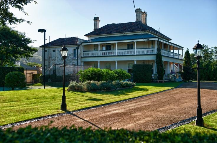 GlenLyon House Ashgrove Brisbane - wrap around verandah