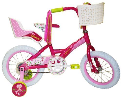Lala Loopsy 14-Inch Bike by Lalaloopsy. Lala Loopsy 14-Inch Bike. 14 inch.