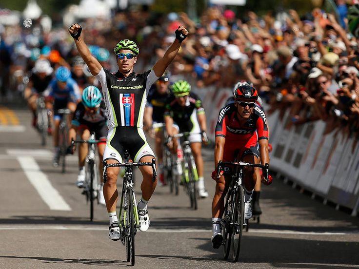 USA Pro Challenge Stage One Gallery  ...And from the front as Peter Sagan sealed his victory