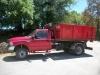 For Sale~2003 Ford F-550 4WD Roll Off-Hook Lift Truck w/Powerstroke Diesel