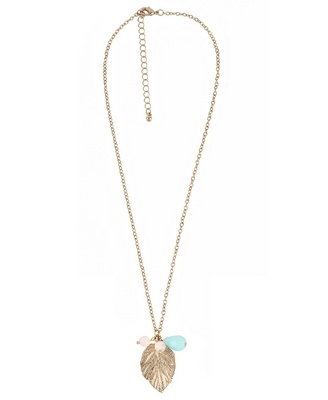 Love long necklaces - been buying a bunch from Forever 21 great prices